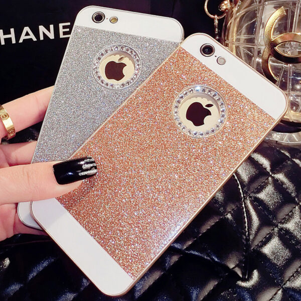 Top Rated Gold Diamond iPhone 8 7 6 6S And Plus Case Cover IPS620_7
