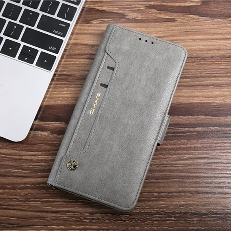 Leather Case With Card Holder For Samsung Galaxy S7 S6 Note 8 5 SG608_3
