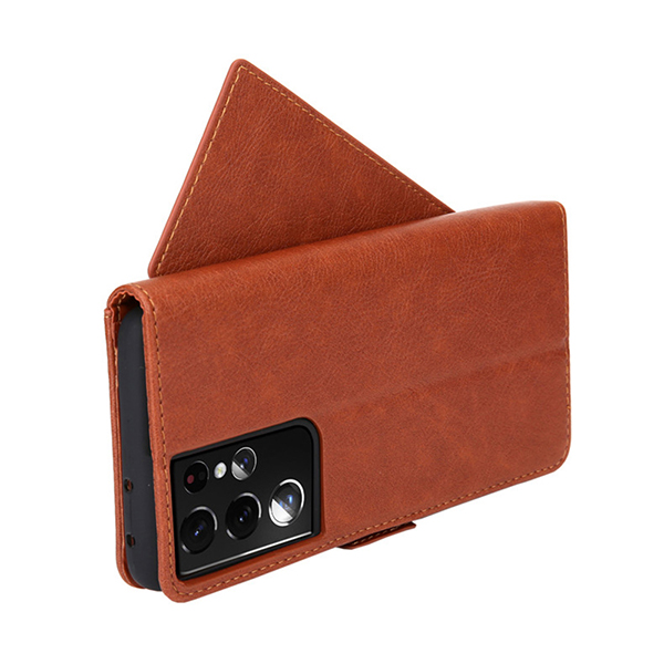 Leather Case With Card Holder For Samsung Galaxy S7 S6 Note 8 5 SG608_5