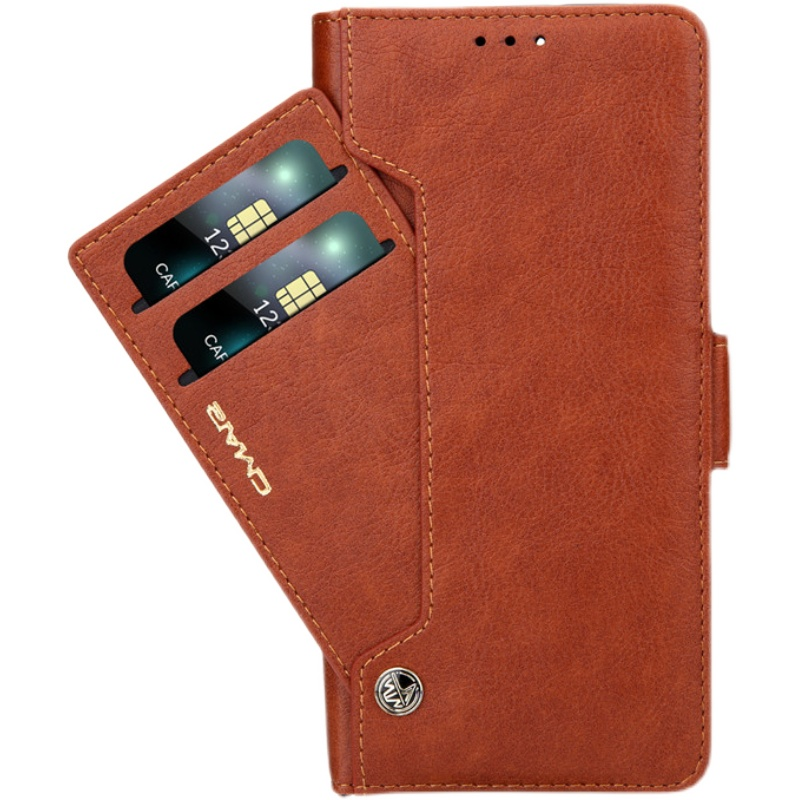 Leather Case With Card Holder For Samsung Galaxy S7 S6 Note 8 5 SG608_7