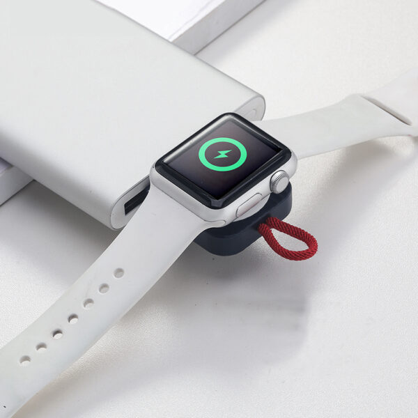 Portable Wireless Charging Base Stand For Apple iWatch AWB04_8