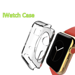 Cheap Protective Plastic Apple Sport Watch Case For 38 40 42 44 MM AWB05