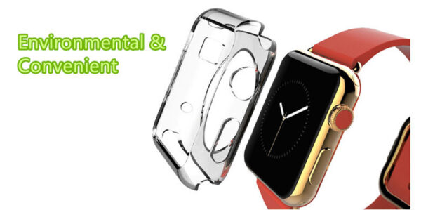 Cheap Protective Plastic Apple Sport Watch Case For 38 40 42 44 MM AWB05_3