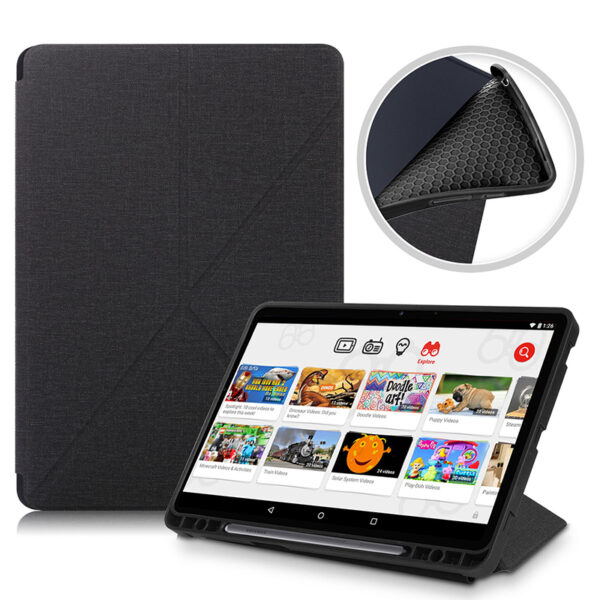 Cool Best Leather Samsung Galaxy Tab S7 And Plus Cover SGTC01