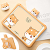 2019 Cool Silicone iPad Air And Air 2 Sleeve Cases For Kids IPFK04