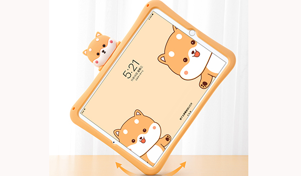 2018 Cool Silicone iPad Air And Air 2 Sleeve Cases For Kids IPFK04_5