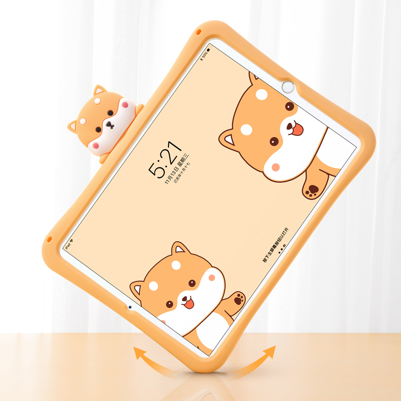 2019 Cool Silicone iPad Air And Air 2 Sleeve Cases For Kids IPFK04_5