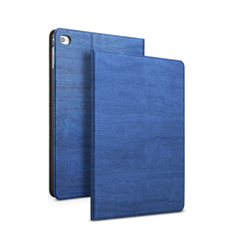 Best Ultimate Thin Leather iPad Air 1 2 New iPad Case Cover IPCC10