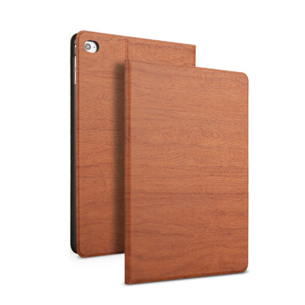 Best Ultimate Thin Leather iPad Air 1 2 New iPad Case Cover IPCC10_6