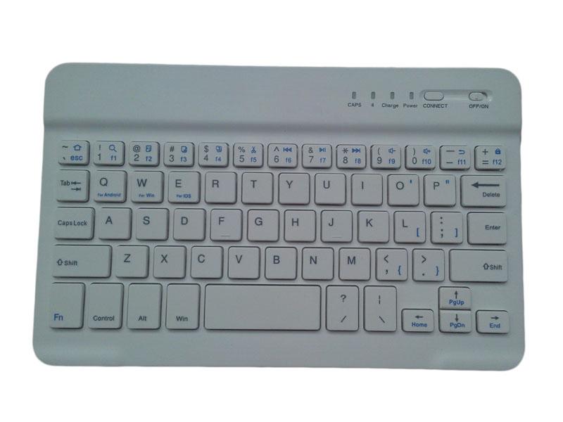 Bluetooth iPad Mini 3 2 keyboard With Leather Case For iPad Mini IPML02_3