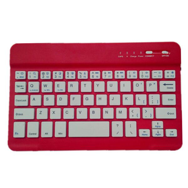 Bluetooth iPad Mini 3 2 keyboard With Leather Case For iPad Mini IPML02_5