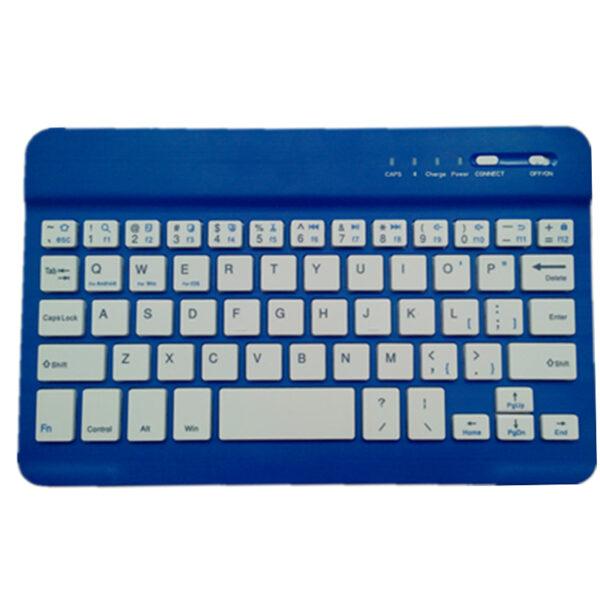 Bluetooth iPad Mini 3 2 keyboard With Leather Case For iPad Mini IPML02_7