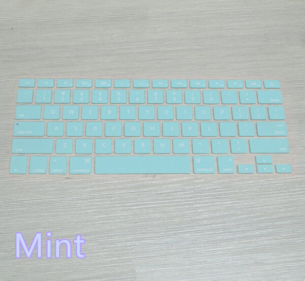 Best Colourful Keyboard Covers Cases Or Skin For Macbook Air Pro 13 15 inch MKC01_6