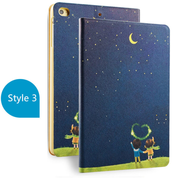 Best Cool Colorful Painted Drawing iPad Mini 3 2 Cases Or Covers IPMC308_3