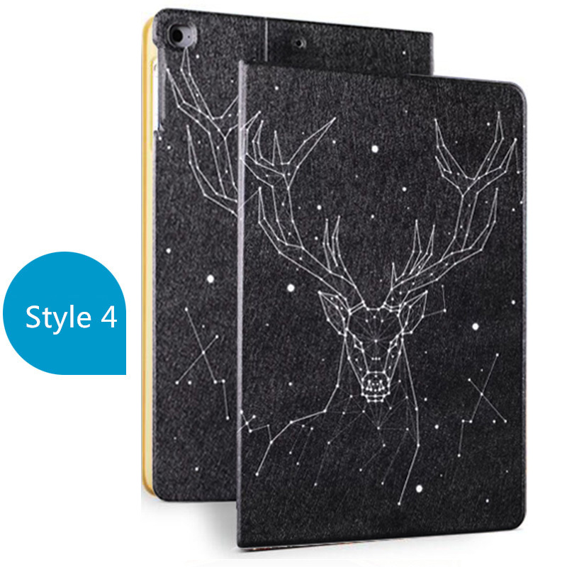 Best Cool Colorful Painted Drawing iPad Mini 3 2 Cases Or Covers IPMC308_4