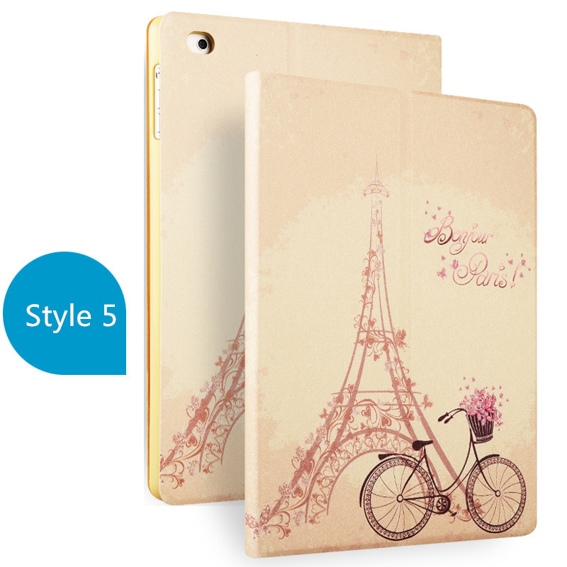 Best Cool Colorful Painted Drawing iPad Mini 3 2 Cases Or Covers IPMC308_5