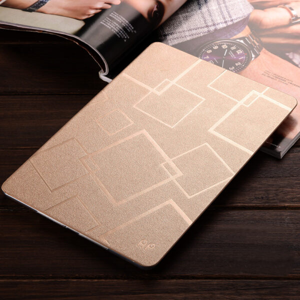 Cheap Smart Ultra Thin Leather Covers Or Cases For iPad Air And iPad Air 2 IPC13_2