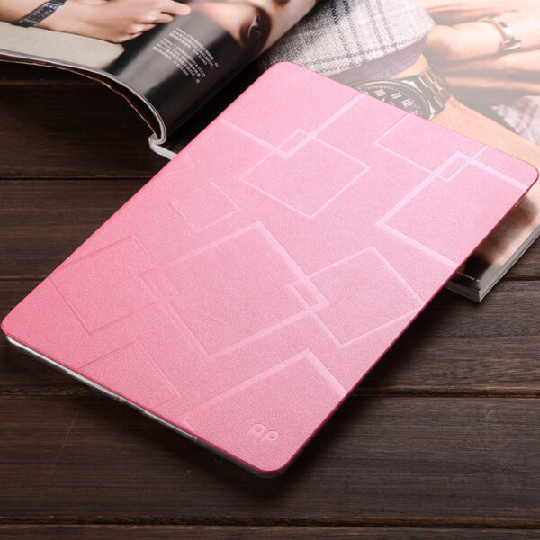 Cheap Smart Ultra Thin Leather Covers Or Cases For iPad Air And iPad Air 2 IPC13_3