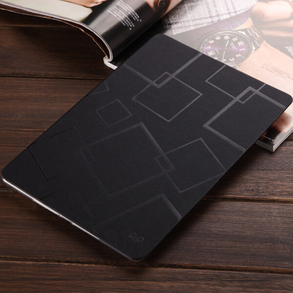 Cheap Smart Ultra Thin Leather Covers Or Cases For iPad Air And iPad Air 2 IPC13_4