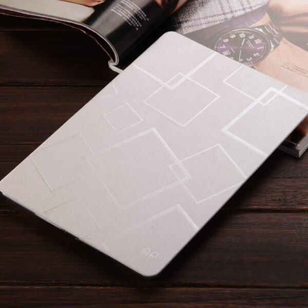 Cheap Smart Ultra Thin Leather Covers Or Cases For iPad Air And iPad Air 2 IPC13_5