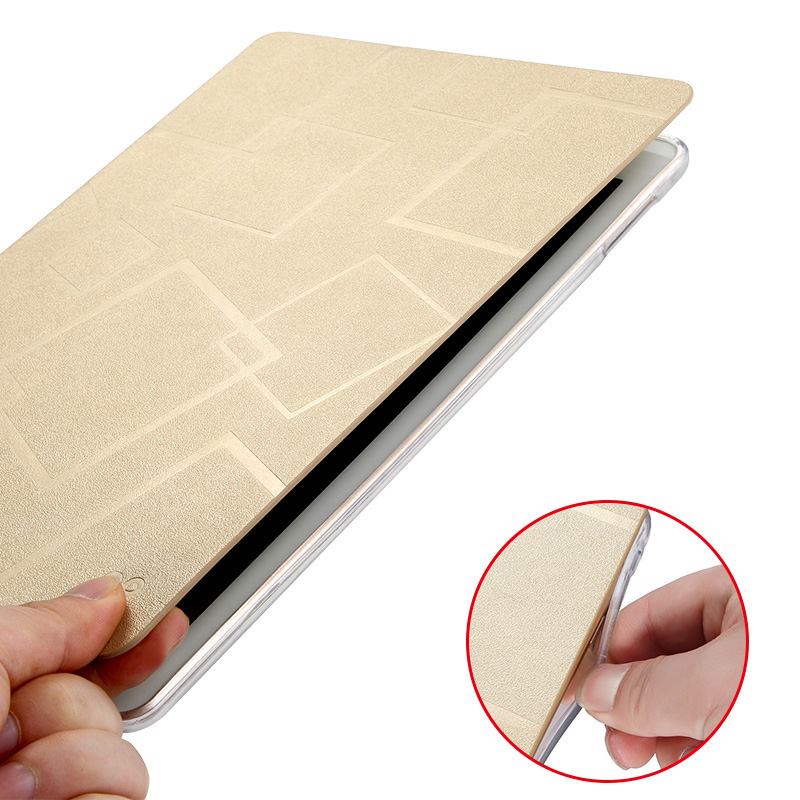 Cheap Smart Ultra Thin Leather Covers Or Cases For iPad Air And iPad Air 2 IPC13_6