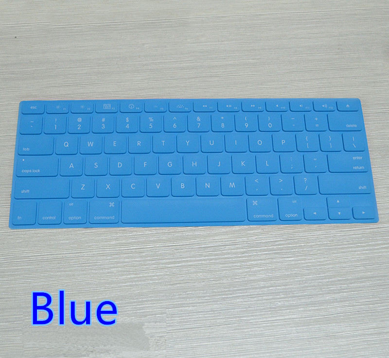 Multicolored Cheap Macook Air And Pro 13 15 Inch Keyboard Skins Covers MKC02_5