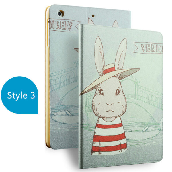 Perfect iPad Mini 3 2 Cases Or Covers With Painted Drawing Pattern IPMC309_3