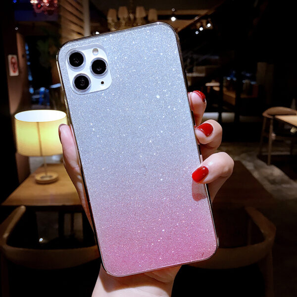 All-inclusive Glitter iPhone 11 XS Pro Max XR 6 7 8 Plus Case IPS623