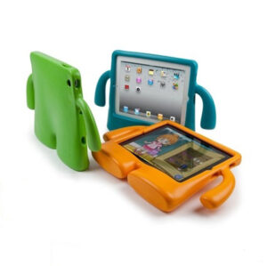 Protective Silicone iPad Air Mini Pro Case Cover For Children Kids IPFK05