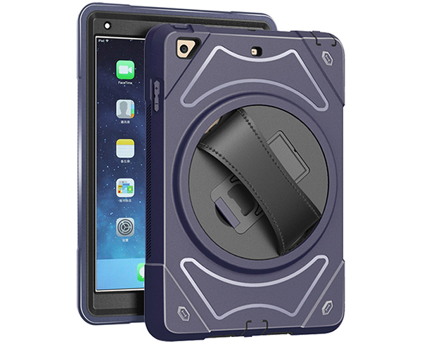 Protective Silicone iPad Air Mini Pro Case Cover For Children Kids IPFK05_2