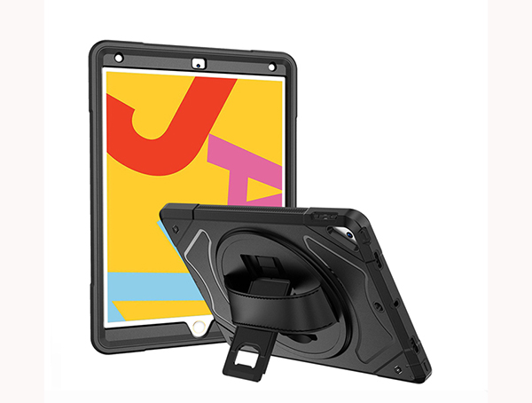 Protective Silicone iPad Air Mini Pro Case Cover For Children Kids IPFK05_4