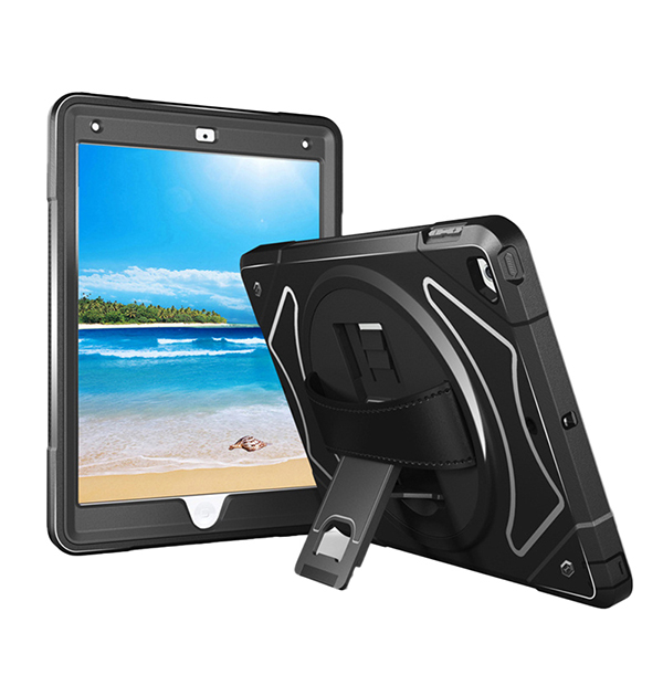 Protective Silicone iPad Air Mini Pro Case Cover For Children Kids IPFK05_6