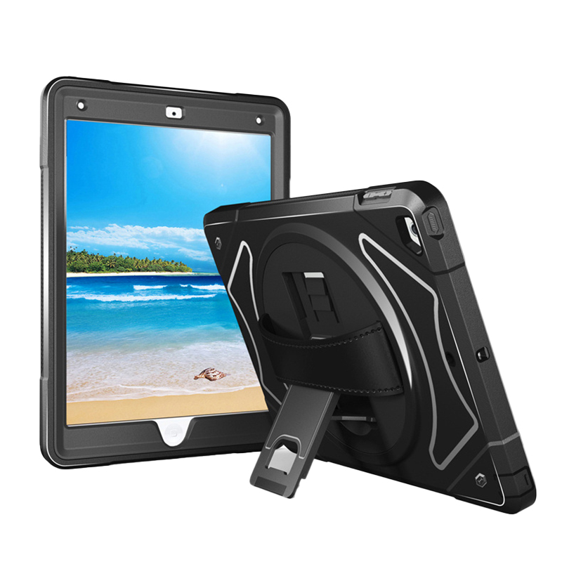 the latest f309d 1c128 2019 Protective Silicone iPad Air 1/2 Mini 4 3 Pro Case Cover For Children  Kids IPFK05