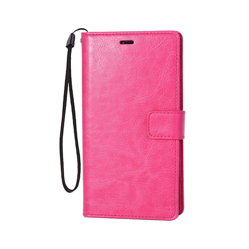 Protective Leather Clamshell Case For Samsung Note Edge N9150 With Card Slot SGNE03_2