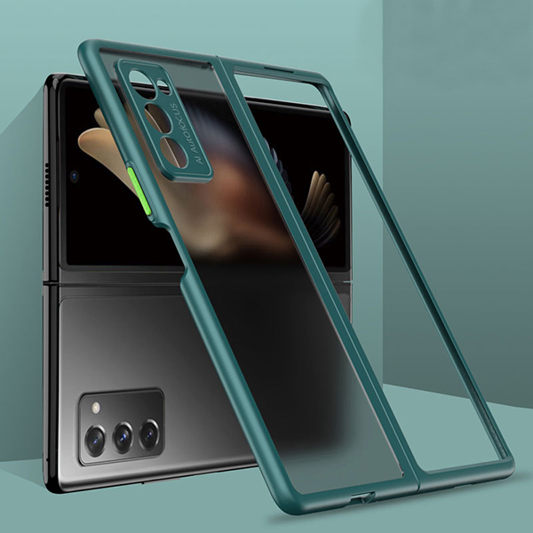 Perfect Samsung Galaxy Note Edge Case Cover With Ring SGNE04_2