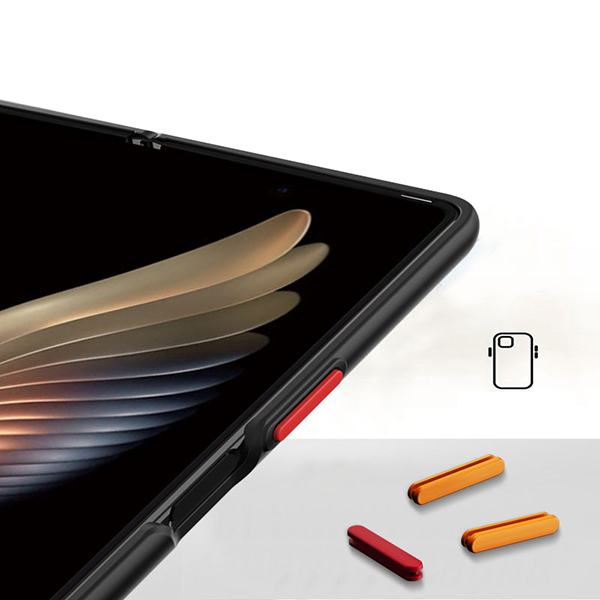 Perfect Samsung Galaxy Note Edge Case Cover With Ring SGNE04_3