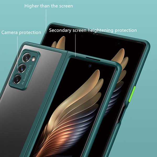 Perfect Samsung Galaxy Note Edge Case Cover With Ring SGNE04_4