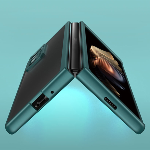 Perfect Samsung Galaxy Note Edge Case Cover With Ring SGNE04_5