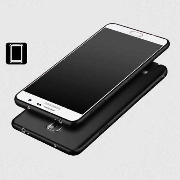 Perfect Silicone Samsung Note 4 All-inclusive Case SNT03_7