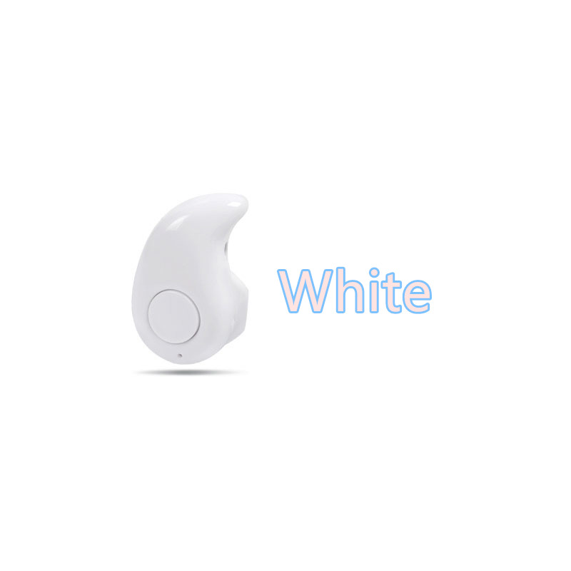 Smallest Pink Bluetooth Headset Mini Wireless Sport Headphones BTE02_2