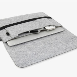 2017 Cheap Macbook 12 Inch Felt Sleeve Covers Cases Or Bags For Girls MB1205_5