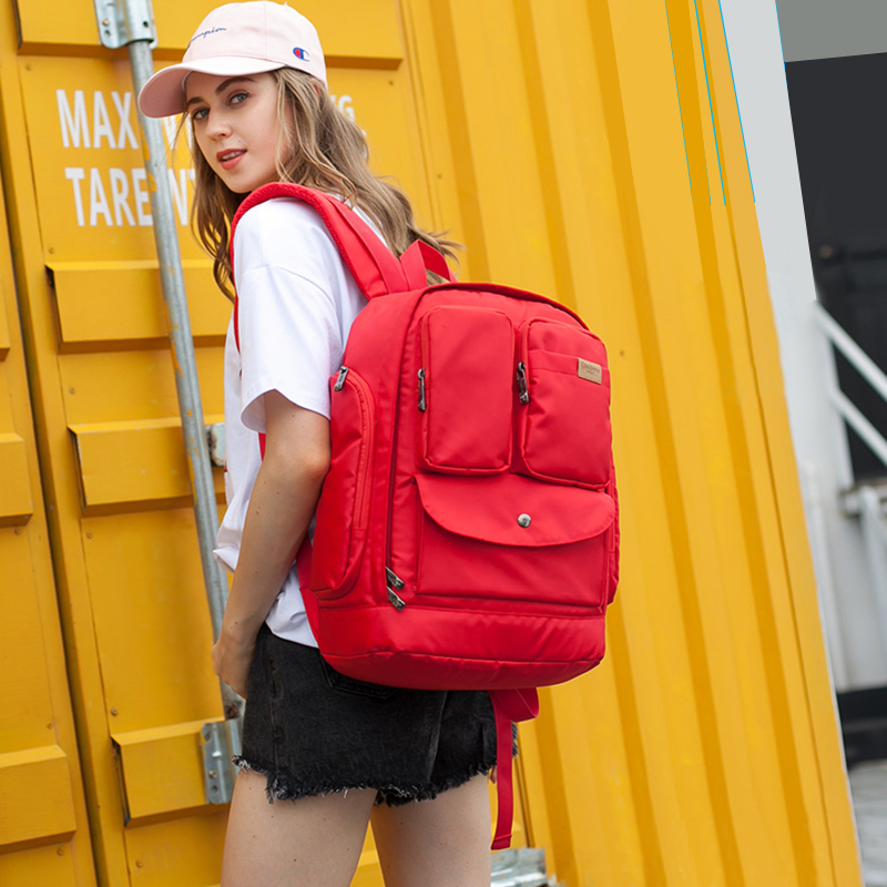 Multifunctional Backpack Puting Macbook iPad tech accessories For Students Travelers Business MFB01