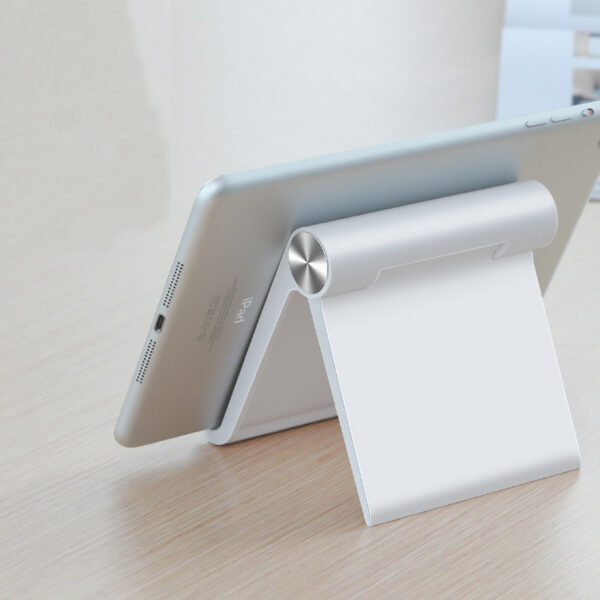 Creative Foldable Phone Tablet ABS Material Lazy Bracket Stand IPS01_4