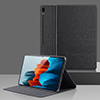 2019 Best Cheap Black Leather Breathable iPad Pro Case Cover IPPC01