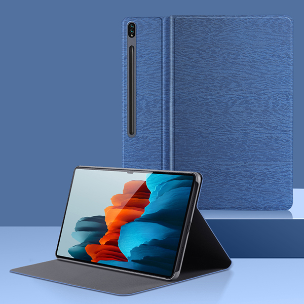 Best Protective Black Leather iPad Pro 11 inch Cover IPPC01_2