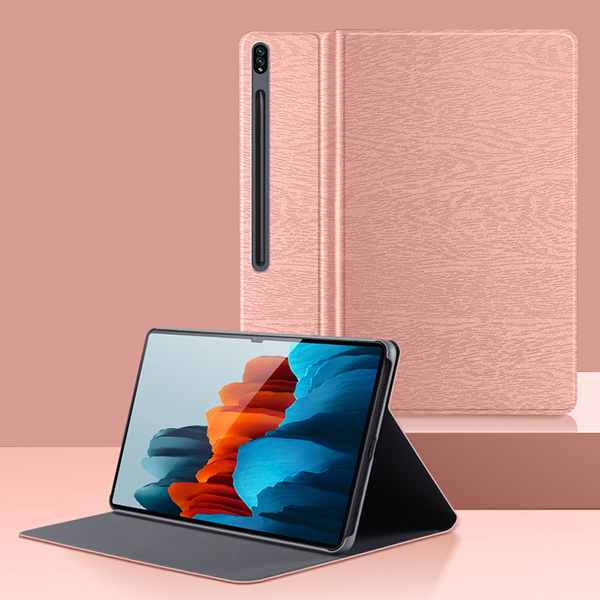 Best Protective Black Leather iPad Pro 11 inch Cover IPPC01_3