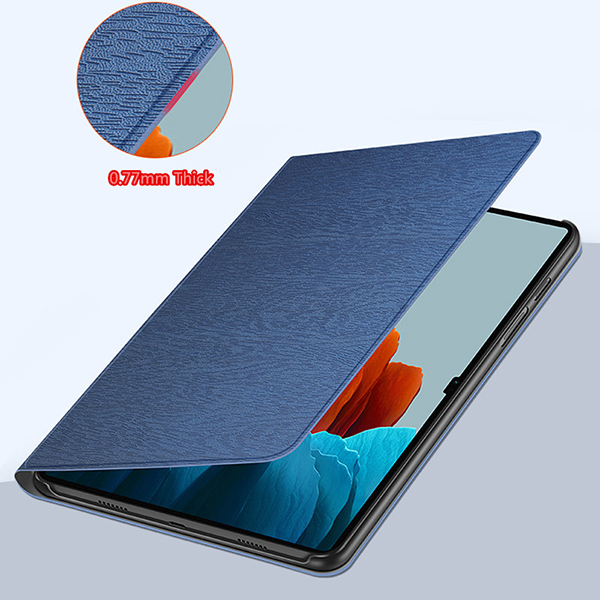 Best Protective Black Leather iPad Pro 11 inch Cover IPPC01_6
