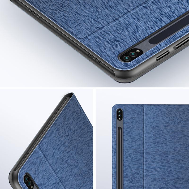best service 8a5d5 08e1c 2019 Best Cheap Black Leather Breathable iPad Pro Case Cover IPPC01