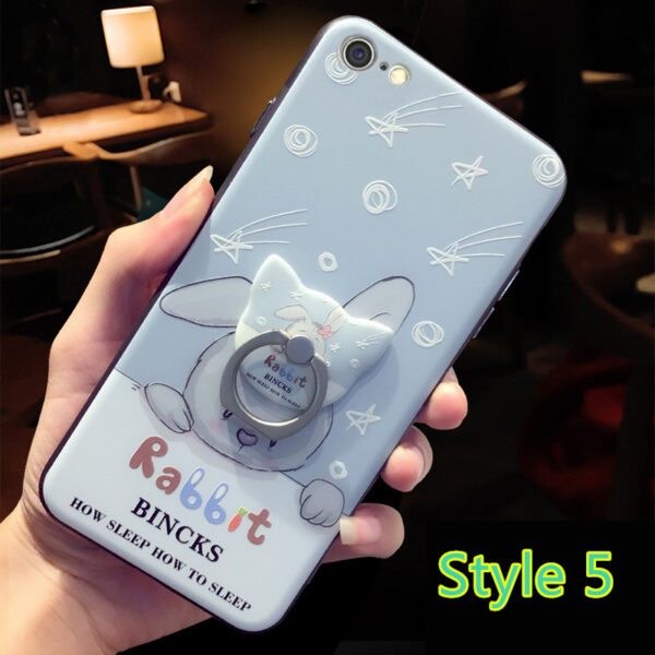 Best Painted Cheap iPhone 6S And Plus Case Cover IP6S01_5