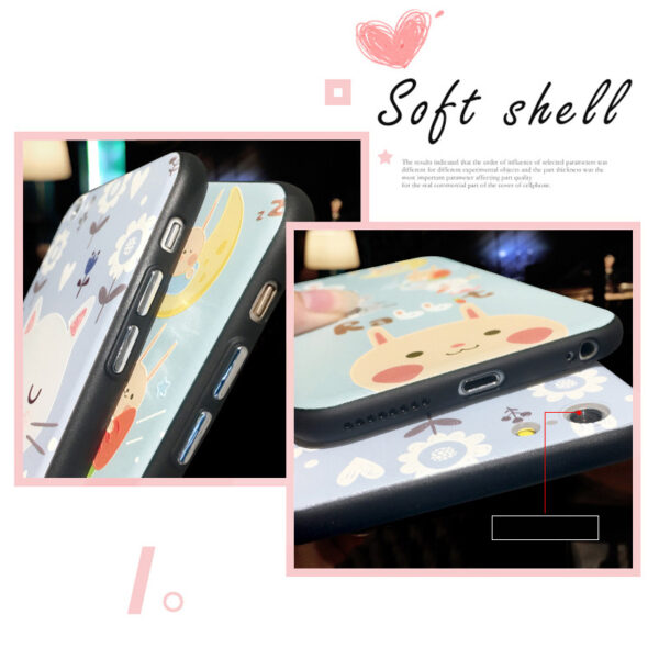 Best Painted Cheap iPhone 6S And Plus Case Cover IP6S01_8